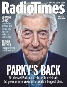 Radio Times – 28 August 2021