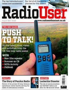 Radio User – August 2021