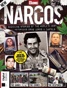Real Crime Narcos – 2nd Edition, 2021
