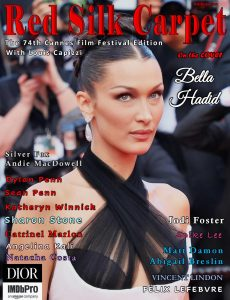 Red Silk Carpet – No  67 July 2021 (The 74th Cannes Film Festival 2021)