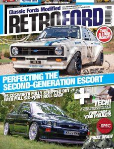 Retro Ford – Issue 186 – September 2021