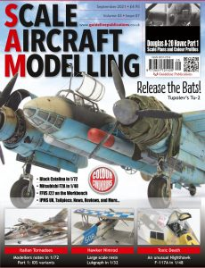 Scale Aircraft Modelling – September 2021