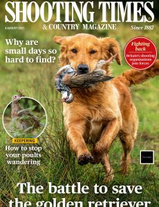 Shooting Times & Country – 04 August 2021