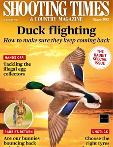 Shooting Times & Country – 18 August 2021