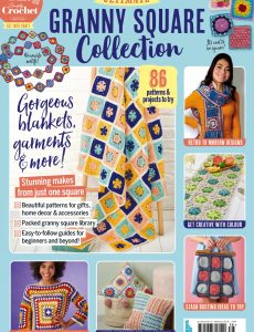 Simply crochet – Ultimate Granny Square Collection – Get Into Craft 38, 2021