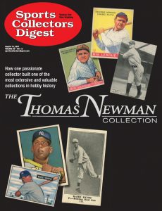 Sports Collectors Digest – August 15, 2021