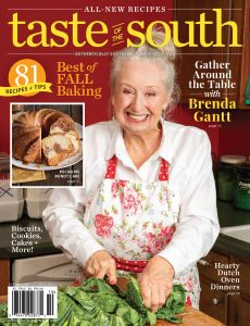 Taste of the South – October 2021