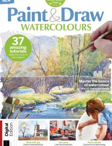 The Creative Collection Paint & Draw Watercolours – 3rd Edition, 2021