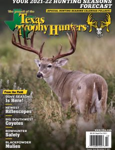 The Journal of the Texas Trophy Hunters – September-October 2021