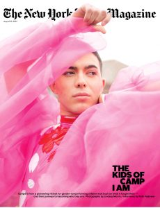 The New York Times Magazine – 15 August 2021