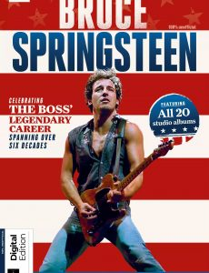 The Story of Bruce Springsteen – First Edition, 2021