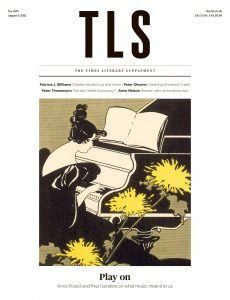 The Times Literary Supplement – 06 August 2021
