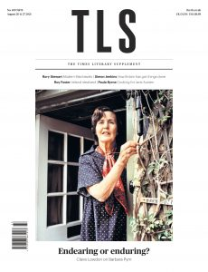 The Times Literary Supplement – 20 August 2021