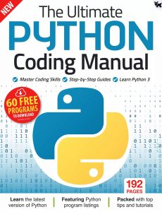 The Ultimate Python Coding Manual – 5th Edition, 2021