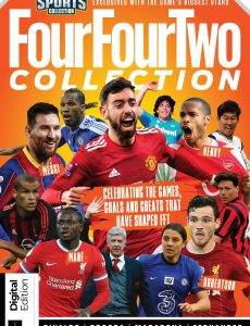 The Ultimate Sports Collection FourFourTwo Collection – Volume 02, 2021