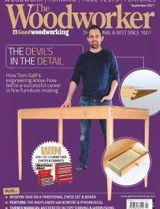 The Woodworker & Woodturner – September 2021
