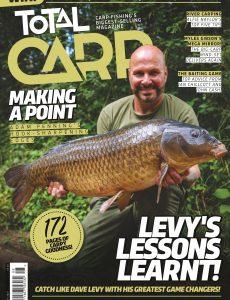Total Carp – August 2021