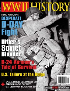 WWII History – October 2021