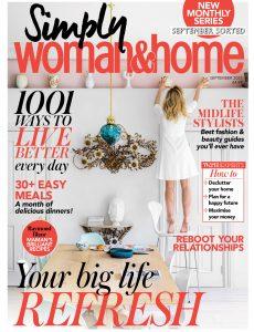 Woman & Home Feel Good You – September 2021