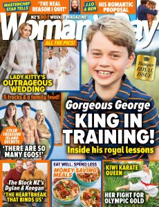 Woman's Day New Zealand – August 12, 2021
