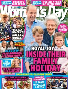Woman's Day New Zealand – September 02, 2021