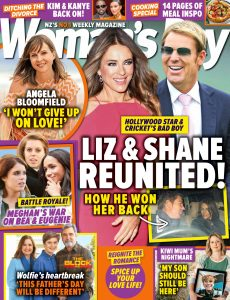 Woman's Day New Zealand – September 09, 2021