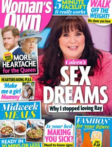 Woman's Own – 09 August 2021