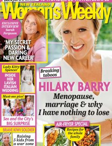 Woman's Weekly New Zealand – August 09, 2021