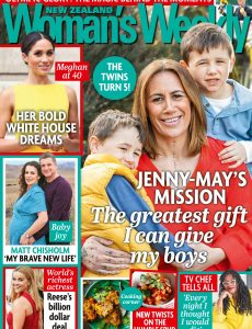 Woman's Weekly New Zealand – August 16, 2021