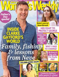 Woman's Weekly New Zealand – August 30, 2021