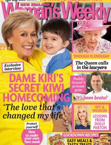 Woman's Weekly New Zealand – September 06, 2021