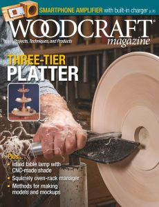 Woodcraft Magazine – August-September 2021