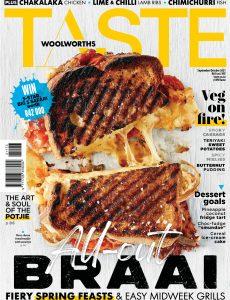 Woolworths Taste – September-October 2021