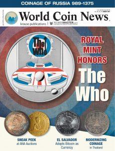 World Coin News – August 2021
