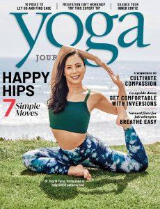 Yoga Journal USA – September 2021
