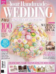 Your Handmade Wedding – 3rd Edition, 2021