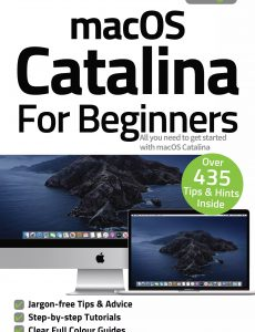 macOS Catalina For Beginners – 6th Edition 2021