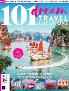 101 Dream Travel Locations – 2nd Edition, 2021
