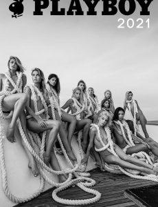 Playboy Ukraine – Calendar 2021