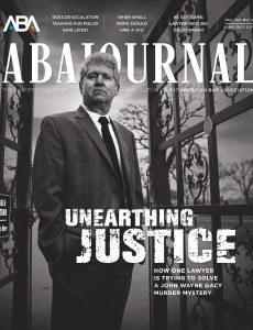 ABA Journal – June-July 2021