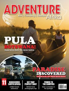 Adventure Afrika – September 2021