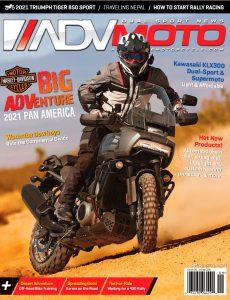 Adventure Motorcycle (ADVMoto) – September-October 2021