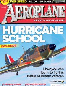 Aeroplane – Issue 582 – October 2021