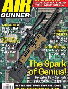Air Gunner – October 2021