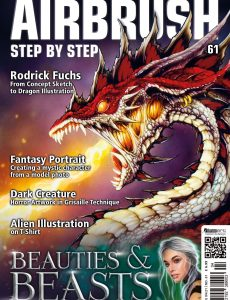 Airbrush Step by Step English Edition – Issue 04-21 No  61 2021