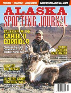 Alaska Sporting Journal – September 2021