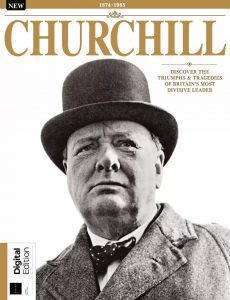 All About History Book of Churchill – 3rd Edition, 2021
