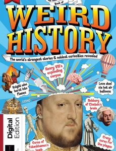 All About History Book of Weird History – 5th Edition, 2021