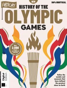 All About History History of the Olympic Games – First Edition, 2021