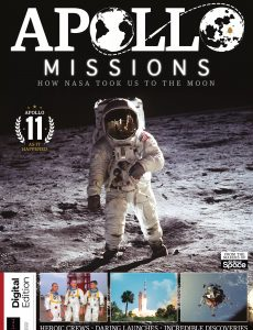 All About Space Apollo Missions – 2nd Edition, 2021